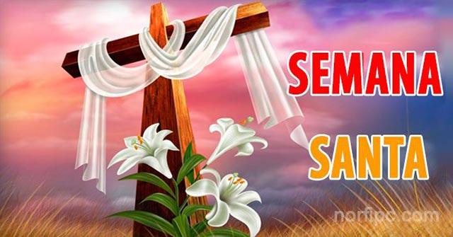 Días de la Semana Santa