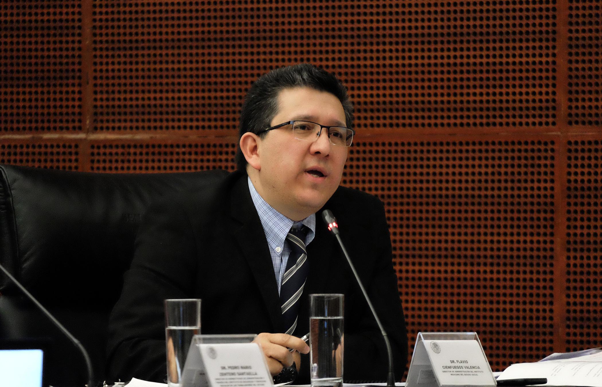 El IMSS refrenda compromiso para consolidar la salud como un bien público