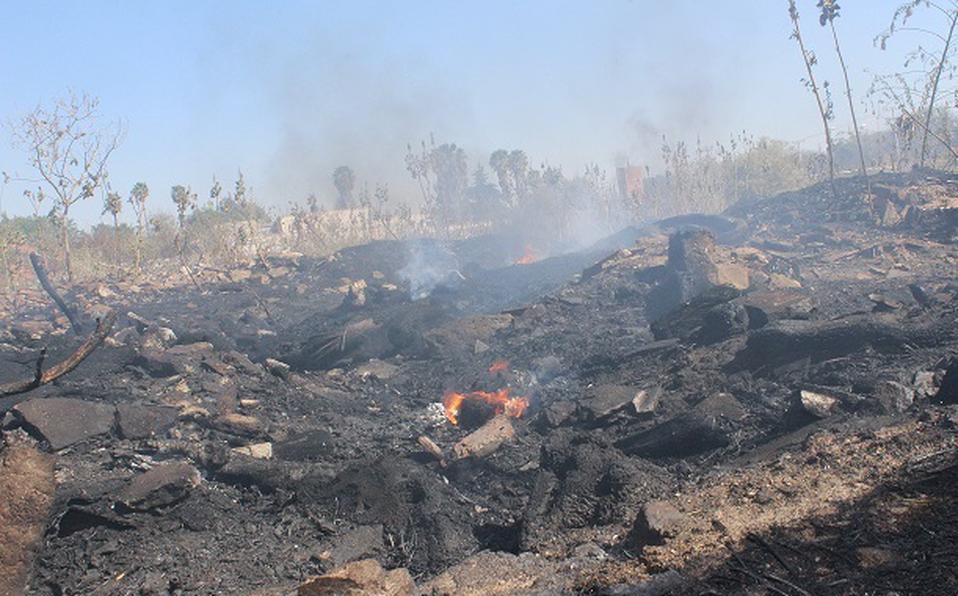 En la ultima semana fueron liquidados 30 incendios forestales