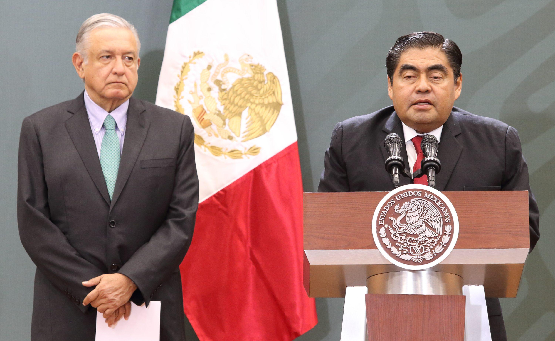 Vamos a activar y fortalecer el esquema de seguridad pública: Barbosa Huerta