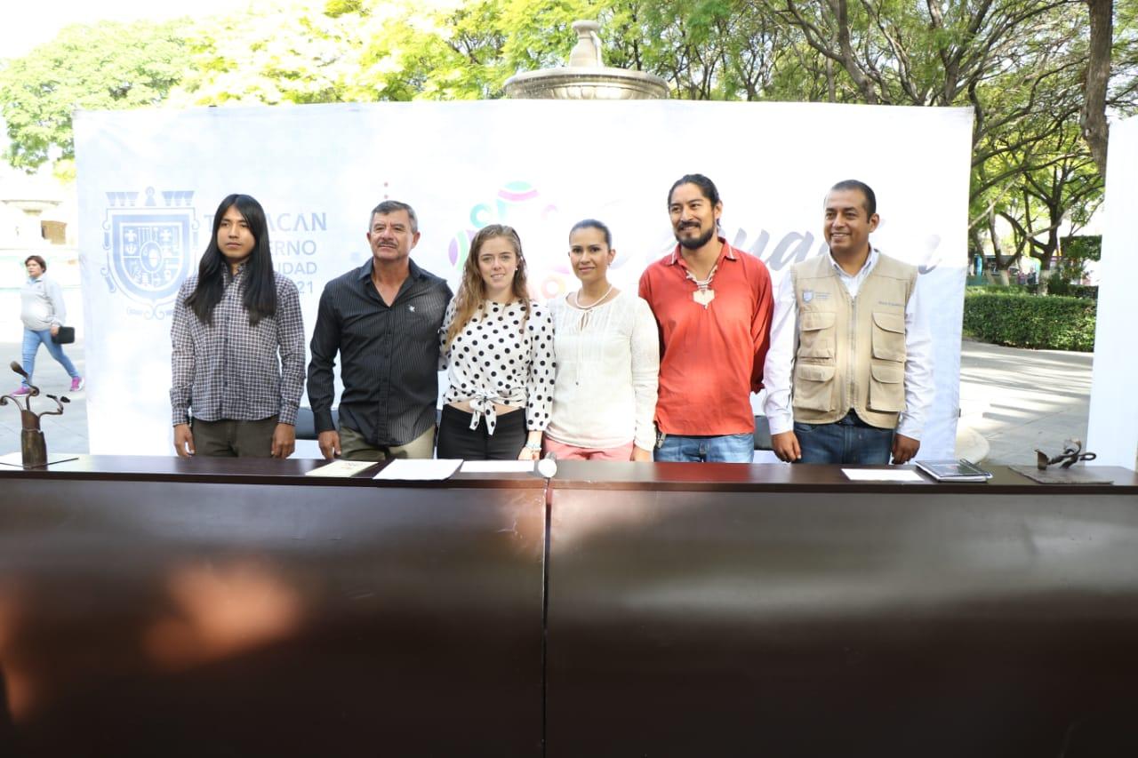 Presentan programa cultural del Festival del Mole de Caderas