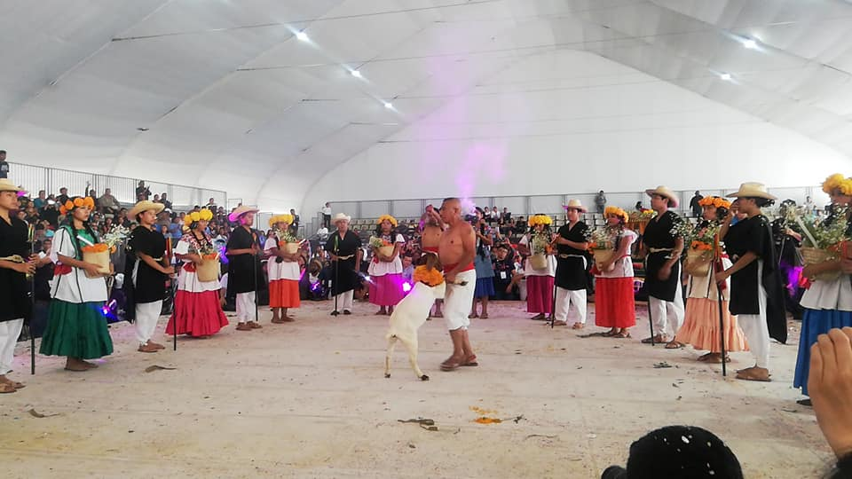 Festival de la Matanza en Chilac
