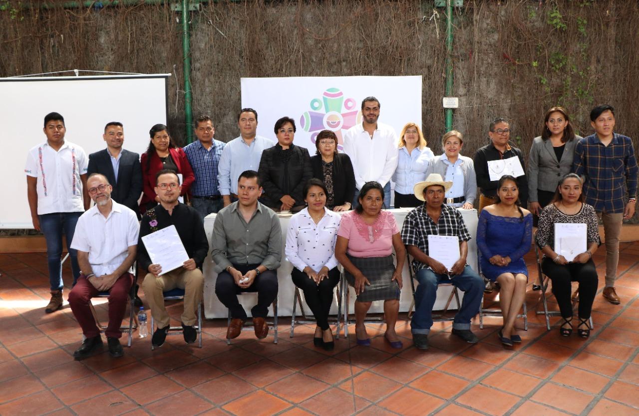 Rinde frutos Incubadora Municipal; se entregan primeros proyectos