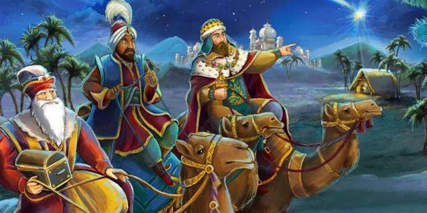 Reyes Magos, los Tres Reyes del Oriente