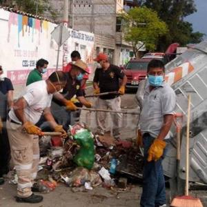 Tersa del Golfo se hará cargo de recolección de basura