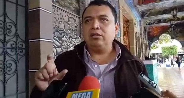 Exige suplente de Felipe  asumir la presidencia de Tehuacán