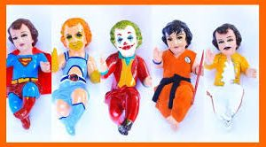 Visten al niño Jesus de El Joker