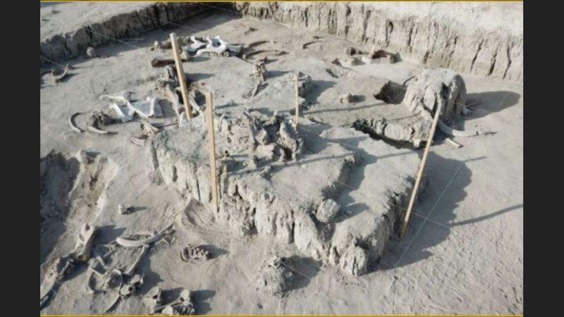 Vestigios arqueológicos encontrados en Santa Lucia son de la cultura teotihuacana