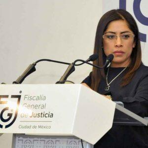 Investigación sobre el feminicidio en de Ingrid será 'implacable': FGJ