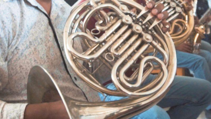 Abre Secretaría de Cultura audiciones para Banda Sinfónica Mixteca