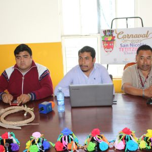Anuncian eventos gratis en Carnaval deTetitzintla