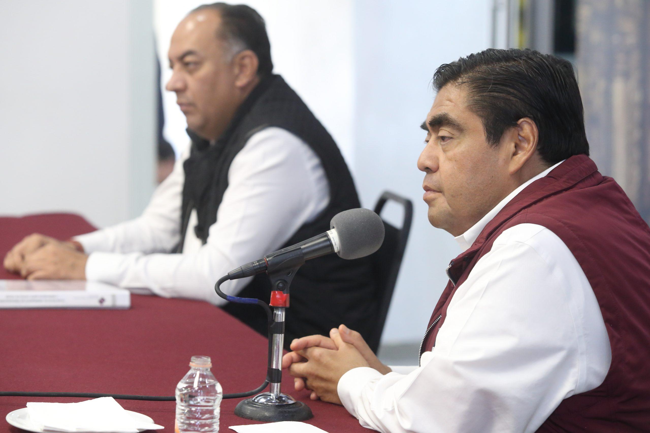 Exhorta Barbosa Huerta a patrones a pagar salarios durante contingencia por COVID-19
