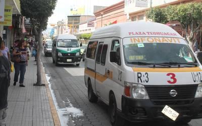 Garantizan modernización y movilidad  del transporte público
