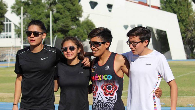 Competirán 17 triatletas poblanos en los Nacionales CONADE 2020