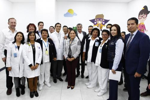 Equipo de resonancia en Puebla