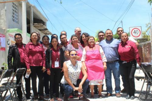 Comedor Comunitario col. Miguel Romero