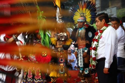 Cierre de campaña Barbosa en Tehuacán